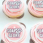 UK delivery corporate cupcakes
