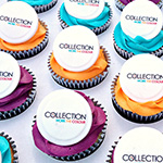 Product branded cupcakes